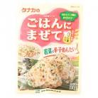 タナカ ごはんにまぜて 若菜と辛子めんたい 33g×10個