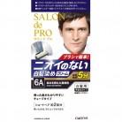【医薬部外品】サロンドプロ 無香料ヘアカラー メンズスピーディ 6A(赤みを抑えた黒褐色)