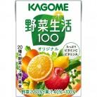 カゴメ 野菜生活オリジナル 100ml×36個※取り寄せ商品(注文確定後6-20日頂きます) 返品不可