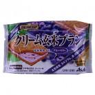 クリーム玄米ブラン ブルーベリー (2枚×2袋)×6個