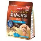デビフ クローバースタイル 素材の旨味 鶏肉 半生タイプ シニア犬用(50g×4袋)