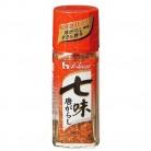 ハウス 七味唐辛子 瓶 17g×5個
