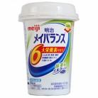 明治 メイバランス ミニカップ 抹茶味  125ml