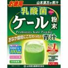 山本漢方製薬 乳酸菌ケール粉末(4g×30包入)※取り寄せ商品 返品不可