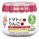 キユーピーベビーフード トマトとりんご 5ヵ月頃から 70g