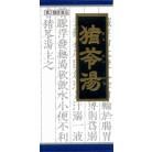 【第2類医薬品】クラシエ 漢方猪苓湯エキス顆粒 45包