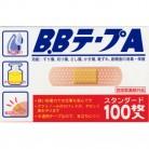 【指定医薬部外品】B・BテープA スタンダード 100枚入※取り寄せ商品 返品不可