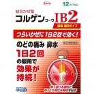 ゆうパケット)【第(2)類医薬品】コルゲンコーワIB2 12カプセル【セルフメディケーション税制対象】
