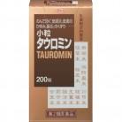 定形外)【第2類医薬品】小粒タウロミン 200錠