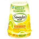 小林製薬 香り薫るサワデー レモン&スウィーティの香り つめ替用 140g