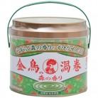 金鳥の渦巻 森の香り 30巻入(缶)