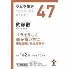 【第2類医薬品】ツムラ漢方 釣藤散エキス顆粒 20包