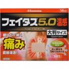 【第2類医薬品】フェイタス5.0 温感大判 14枚【セルフメディケーション税制対象】