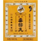 【第2類医薬品】複方 毒掃丸 180丸