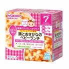 和光堂 栄養マルシェ  鶏とおさかなのベビーランチ (80g×2個) 7ヵ月頃から