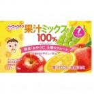 和光堂 果汁ミックス 100%(125ml×3個)