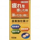 【第3類医薬品】皇漢堂 滋養強壮薬α 160錠