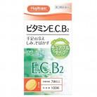 【第3類医薬品】ハピコム 皇漢堂 ビタミンEC-L錠 100錠