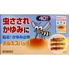 【第2類医薬品】ホルキスパッチ 40枚