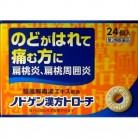 【第2類医薬品】ノドゲン漢方トローチ 24個入