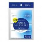 エリエール +Water(プラスウォーター) ポケットティッシュ4P